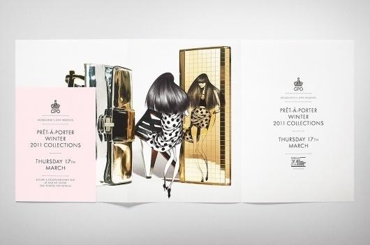 News/Recent - Fabio Ongarato Design | MGPO #fold #format #print #fashion #layout