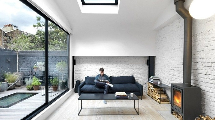 Black & White Mews / Threefold Architects 4