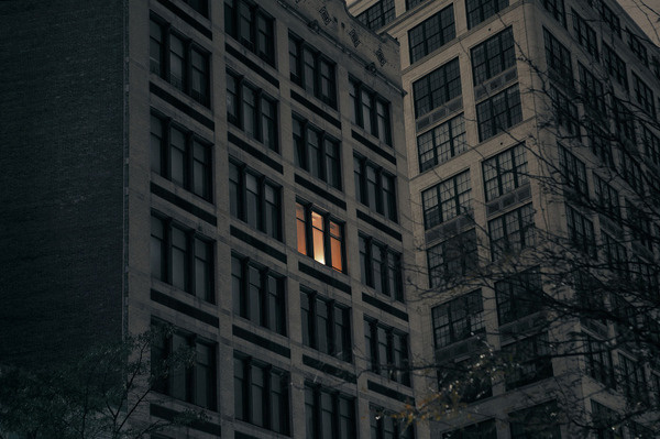 NYC BLACKOUT Phillip Van #nyc #photography