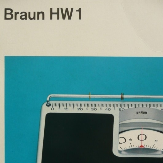 WANKEN - The Blog of Shelby White » Braun Product Collection #dieter #braun #vintage #rams