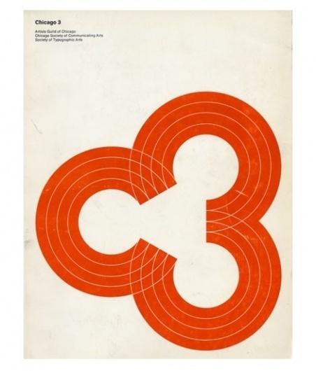 grain edit · Chicago 3 - Society of Typographic arts design annual #chicago #print #design #1969 #book #annual #cover