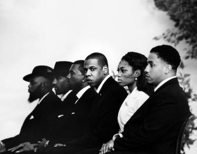 Jay-Z   Shiro to Kuro #celebrity #white #photo #black #jay #photography #portrait #and
