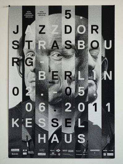 Baubauhaus. #white #black #poster #and #typography