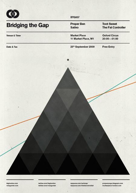 BTG Poster Series