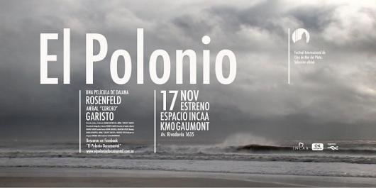El polonio, Cocumental by Diego Pinzon at Coroflot #diego #marketing #pinzon #typographic #poster #francisco #baudizzone #layout #editorial