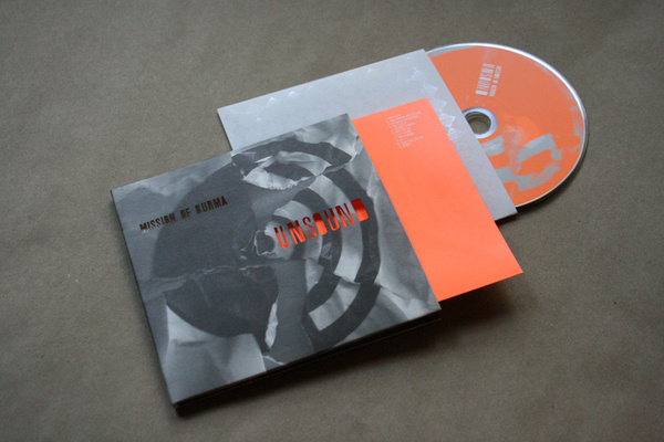 Unsound CD Packaging #packaging