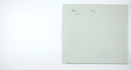 Atelier Carvalho Bernau: Visitor in Den Haag #cover #print #book