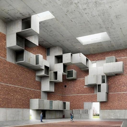 Filip Dujardin | iGNANT #interior #building
