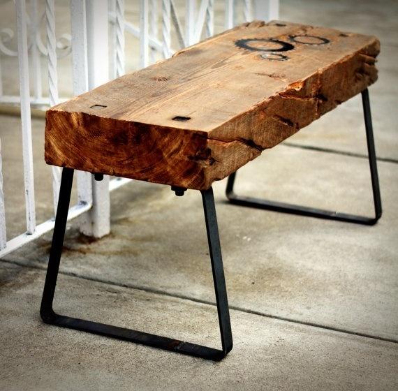 Bench #wood