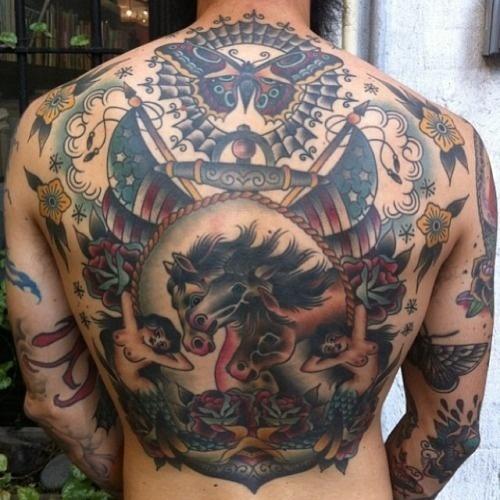 tattooculturemagazine: Tattoo by Ashley Love, New York Adorned. #ashleylove #newyorkadorned. #tattooartistmagazine #tam #followtam #tattooc