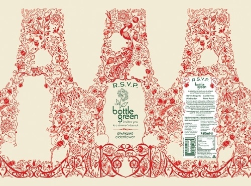 The Artworks News #packaging #terrazzini #the #illustration #artworks #daniela #patterns