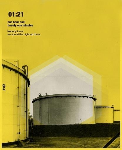 Baubauhaus. #yellow #design #graphic #photography #poster
