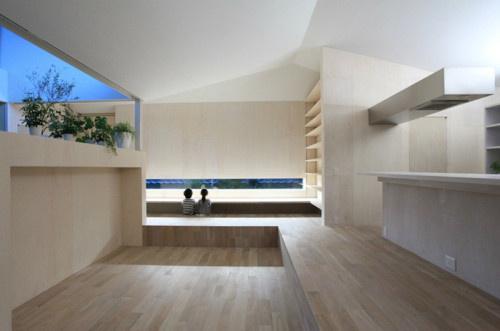 i.n.g. by Katsutoshi Sasaki + Associates #minimal #minimalist #house #home