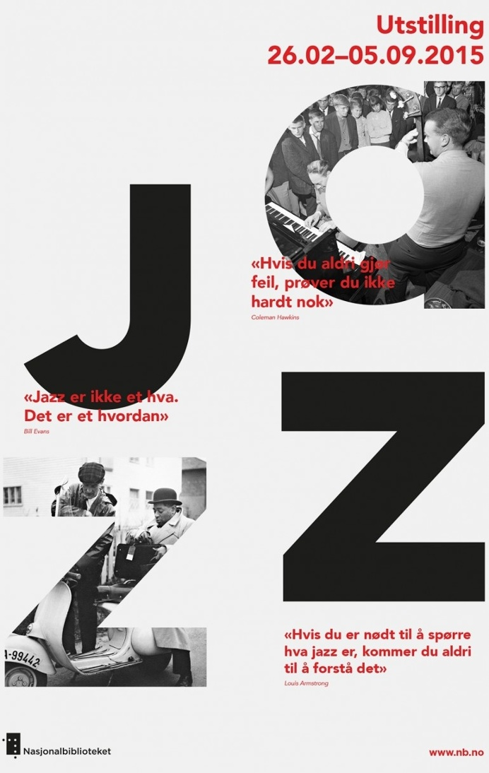 JAZZ Visual Identity