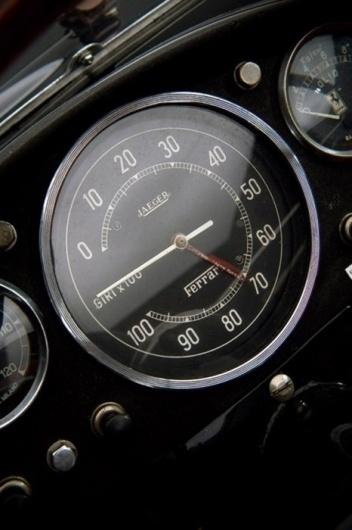 Category: Talents » Jonas Eriksson #ferrari #speedometer #vintage #typography