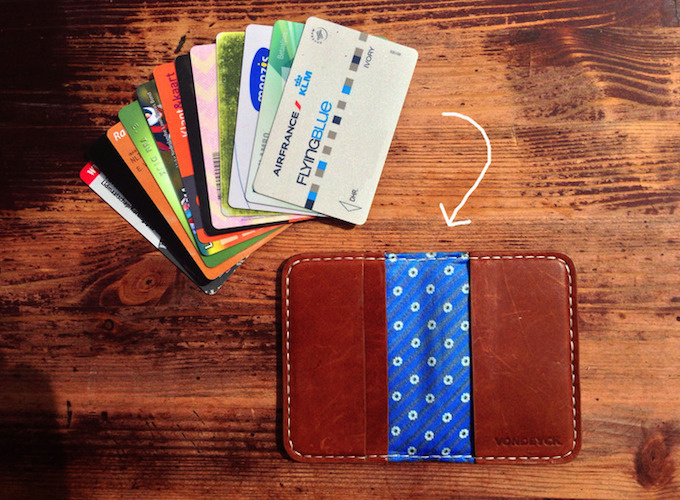 Rapture – Hand Made Leather Wallet #tech #flow #gadget #gift #ideas #cool
