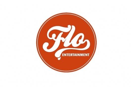 Flo Entertainment Logo - Logos - Creattica #jim #entertainment #flo #logo #hunt
