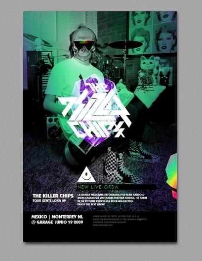 Paradise • The Killer Chips #music #cuu #paradi8e #poster