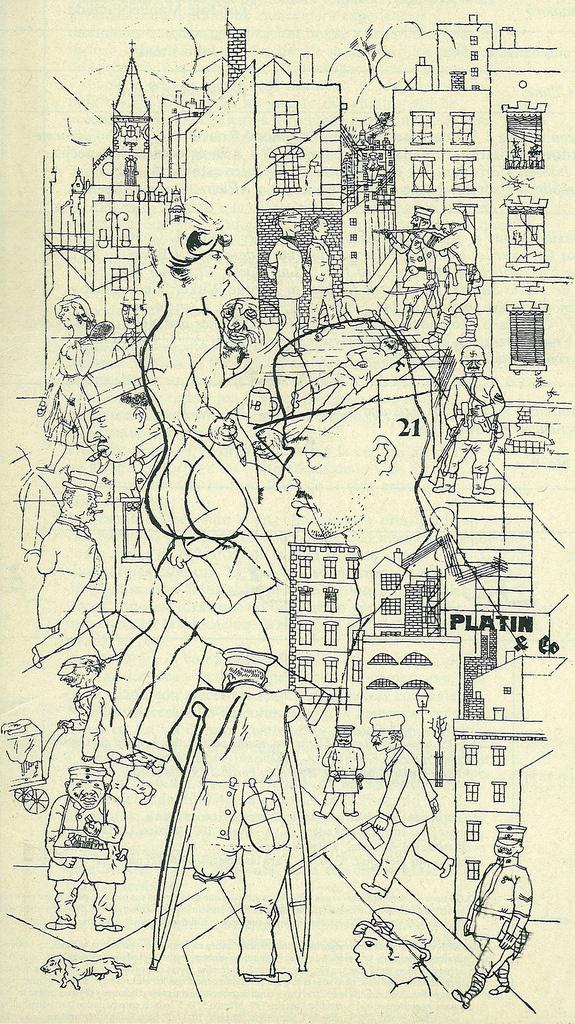 1 1978 Jan Cover Detail #illustration #ink #bw