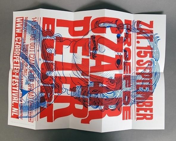Letman #red #sxxxxxxxxy #design #graphic #poster #blue #overprint #typography