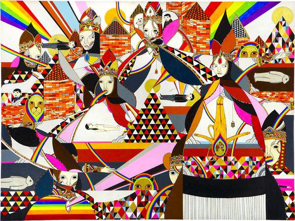 Richard Colman Art / Gallery #illustration