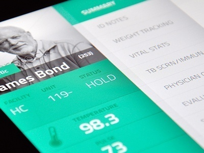 Interface design inspiration #app #interface #ui