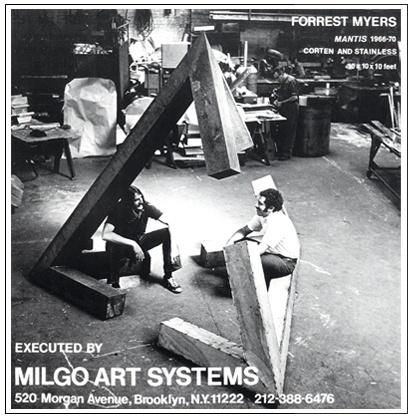 Milgo Bufkin #bufkin #workshop #minimalism #milgo #art #york #new