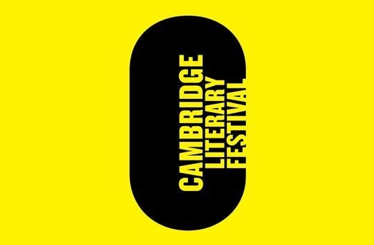 Cambridge literary festival #typograpghy #logo #brand #identity
