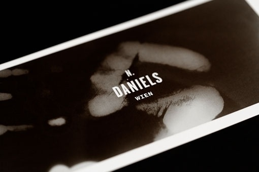 Design Work Life » cataloging inspiration daily #card #print #hand #scan