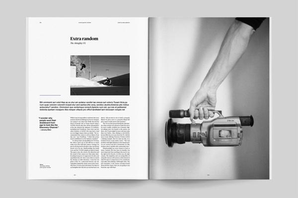 Color Magazine Redesign on Behance #magazine