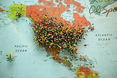 FFFFOUND! | this isn't happiness™ #graphics #info #map