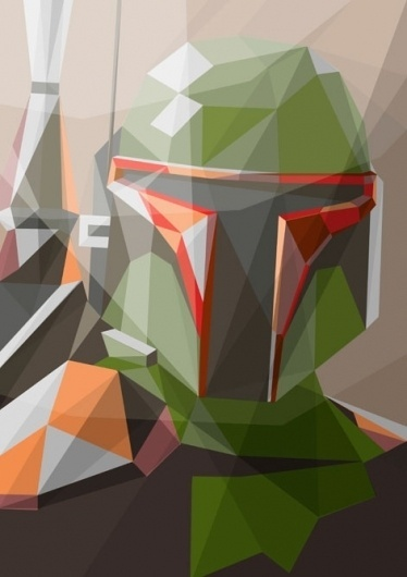 Liam Brazier illustration and animation #illustration #character #wars #star