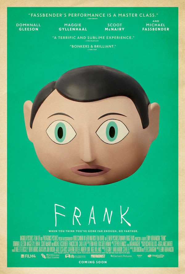 The Best Movie Posters of 2014 on Notebook | MUBI #movie #head #poster