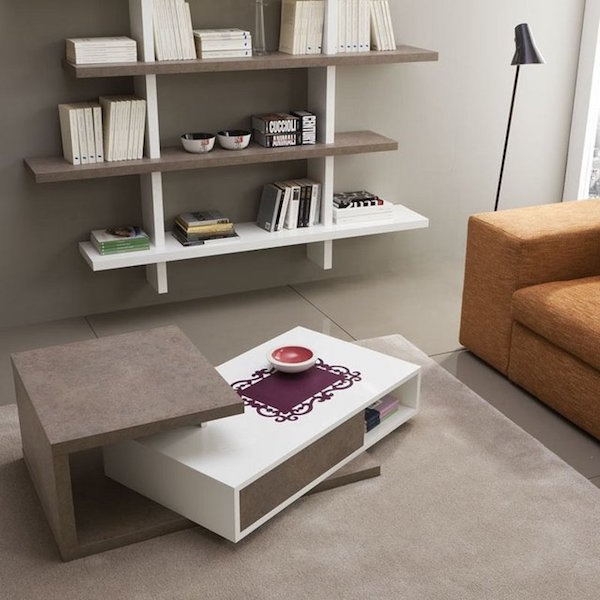 Mary Coffee Table #tech #flow #gadget #gift #ideas #cool