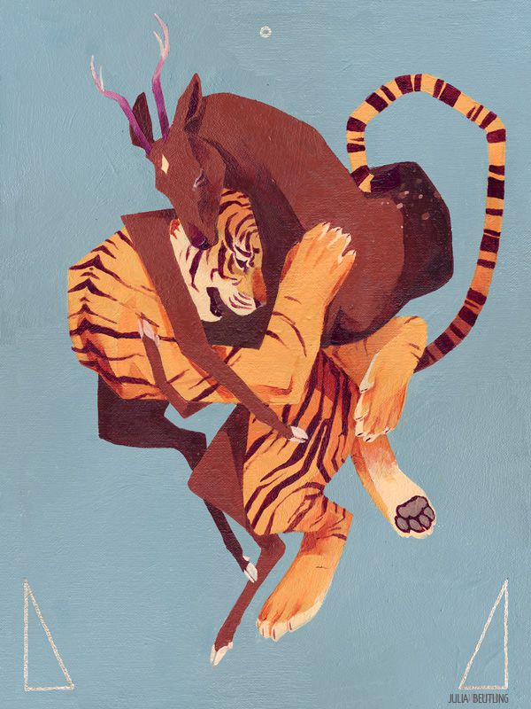Morph – Tiger and Deer by Gnulia