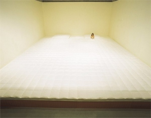 DVIR GALLERY | NELLY AGASSI | Nelly Agassi, Bedroom #white #nelly #agassi #mattress #bed #israel