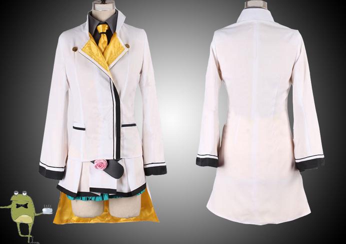 Tokyo Ravens Kyouko Kurahashi Cosplay Costume + Wig #kurahashi #costume #kyouko #cosplay