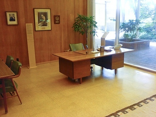 Mad Men Offices, Silicon Valley Style | Blog | design mind #office #mad #men