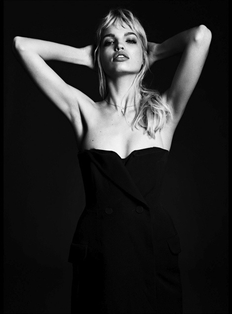 Daphne Groeneveld by Lachlan Bailey for Twin Magazine #model #girl #look #photography #fashion #style