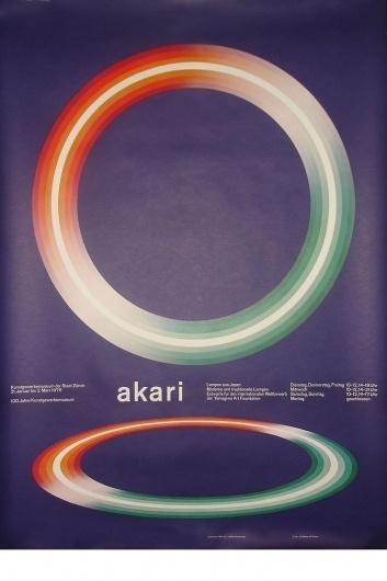Blanka || Supersize #akari #swiss #design #poster #joseph #mullerbrockmann