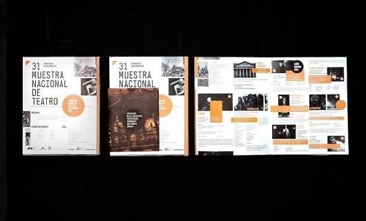 Poster – Programa 31MNT   Manifiesto Futura / Bench.li #print #typography