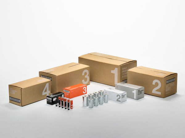 Askul #battery #package