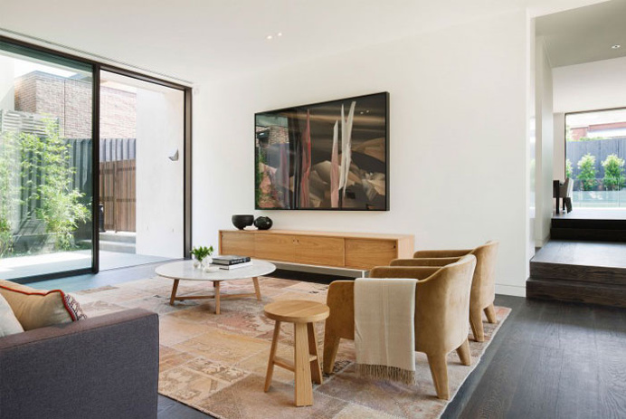 Sophisticated Residence in Malvern, Victoria, Australia