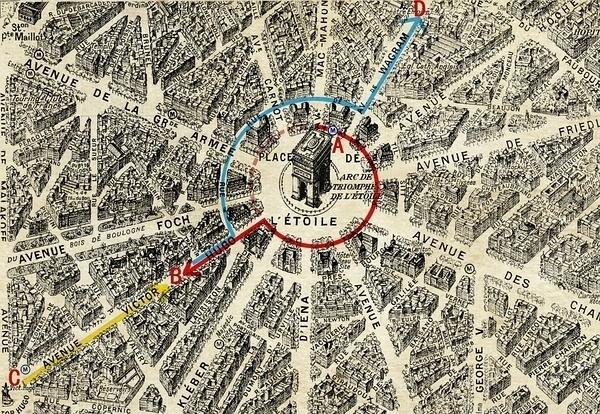 XY album-Locations [FILM] #rohmer #1965