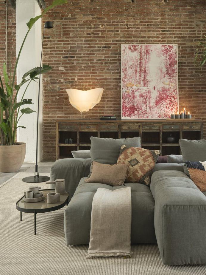 living room, Barcelona / The Room Studio