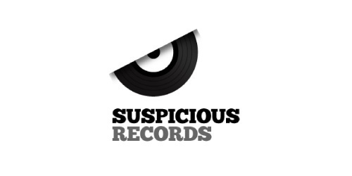 Suspicious Records #logo