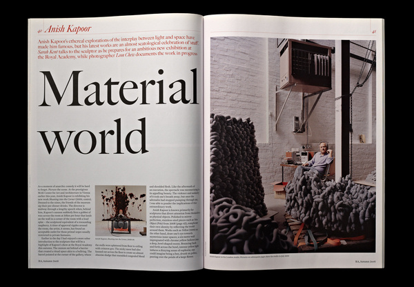 Micha Weidmann Studio — Recent Projects Special #print