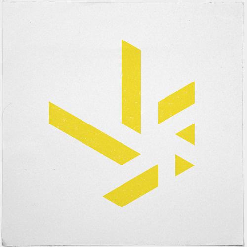 #415 Hexagon morning – A new minimal geometric composition each