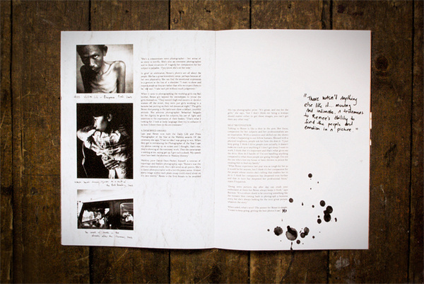 MOD #layout #design #editorial #magazine