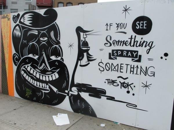 Walls 3 on Behance #graffiti #urban #art #street
